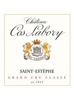 Château Cos Labory 2014 Caisse bois d'origine de 6 bouteilles (6x75cl)