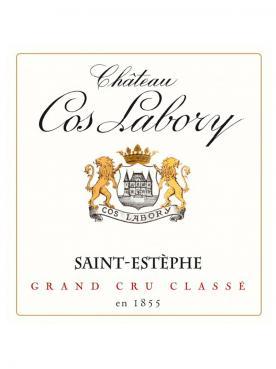 Château Cos Labory 2018 Caisse bois d'origine de 6 bouteilles (6x75cl)