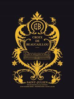 Croix de Beaucaillou 2012 Caisse bois d'origine de 12 bouteilles (12x75cl)