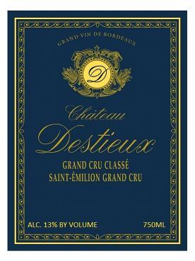 Château Destieux 1996 Magnum (150cl)