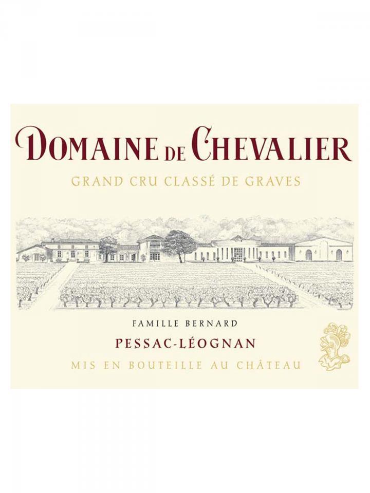 Domaine de Chevalier 2012 Caisse bois d'origine de 6 bouteilles (6x75cl)