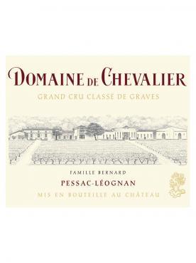 Domaine de Chevalier 2015 Caisse bois d'origine de 6 bouteilles (6x75cl)