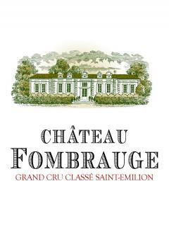 Château Fombrauge 2008 Caisse bois d'origine de 6 bouteilles (6x75cl)