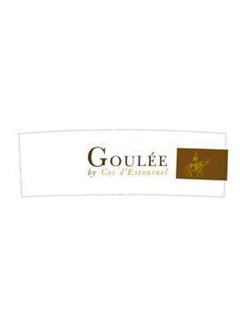 Goulée by Cos d'Estournel 2014 Caisse bois d'origine de 6 bouteilles (6x75cl)