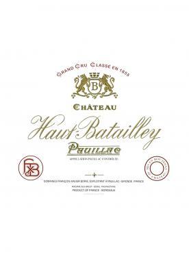 Château Haut-Batailley 2011 Caisse bois d'origine de 6 magnums (6x150cl)