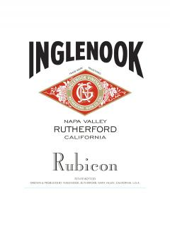 Inglenook Rubicon 2011 Caisse bois d'origine de 6 bouteilles (6x75cl)