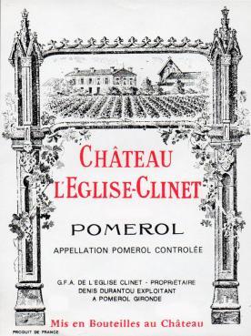 Château l'Eglise-Clinet 2014 Caisse bois d'origine de 12 bouteilles (12x75cl)