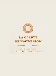 La Clarté de Haut Brion 2014 Caisse bois d'origine de 6 bouteilles (6x75cl)