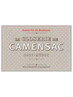 La Closerie de Camensac 2012 6 bouteilles (6x75cl)