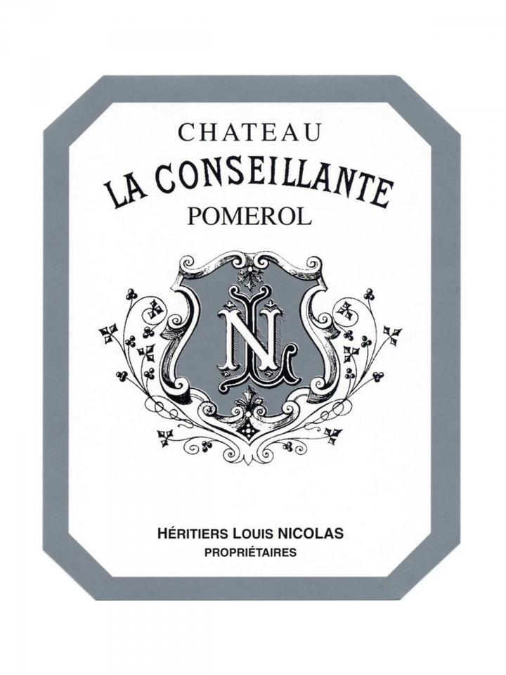 Château La Conseillante 2009 Caisse bois d'origine de 12 bouteilles (12x75cl)