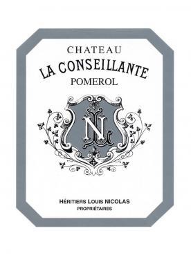 Château La Conseillante 2015 Caisse bois d'origine de 12 bouteilles (12x75cl)