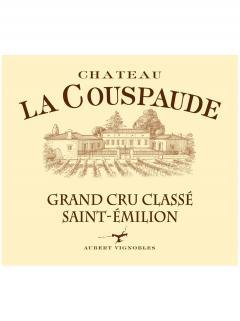 Château La Couspaude 2009 Caisse bois d'origine de 6 bouteilles (6x75cl)
