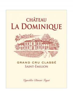 Château La Dominique 2014 Bouteille (75cl)