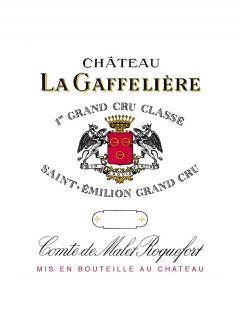 Château La Gaffelière 2010 Caisse bois d'origine de 6 bouteilles (6x75cl)