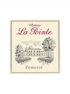 Château La Pointe 2014 Caisse bois d'origine de 12 bouteilles (12x75cl)