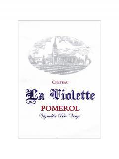 Château La Violette 1977 Bouteille (75cl)