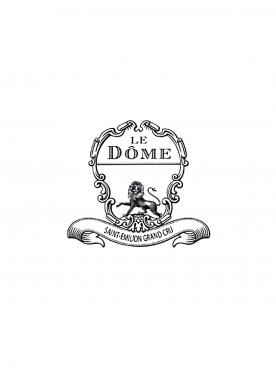 Le Dôme 2014 Caisse bois d'origine de 6 bouteilles (6x75cl)