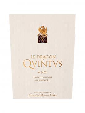 Le Dragon de Quintus 2016 6 bouteilles (6x75cl)
