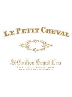 Le Petit Cheval 1990 Bouteille (75cl)