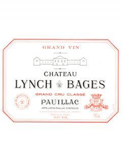 Château Lynch Bages 1977 Bouteille (75cl)