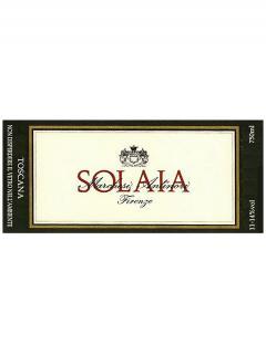 Marchesi Antinori Solaia  2008 Caisse bois d'origine de 6 bouteilles (6x75cl)