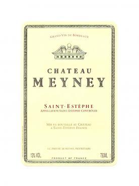 Château Meyney 1960 Bouteille (75cl)
