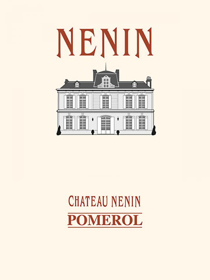 Château Nenin 1997 Caisse bois d'origine de 12 bouteilles (12x75cl)