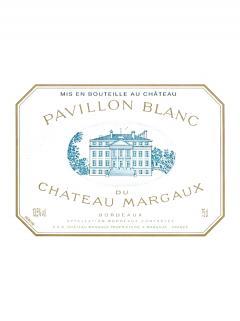 Pavillon Blanc du Château Margaux 1990 Bouteille (75cl)