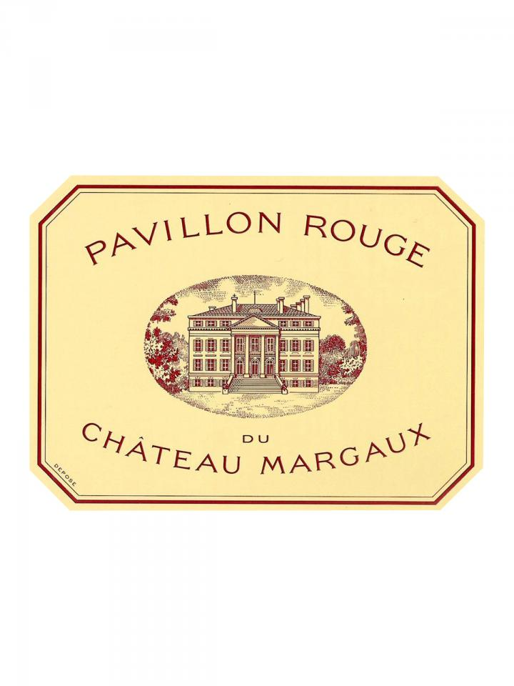 Pavillon Rouge du Château Margaux 1989 Bouteille (75cl)