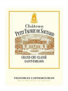 Château Petit Faurie de Soutard 2016 Caisse bois d'origine de 6 bouteilles (6x75cl)