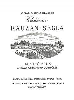 Château Rauzan-Ségla 2003 Bouteille (75cl)