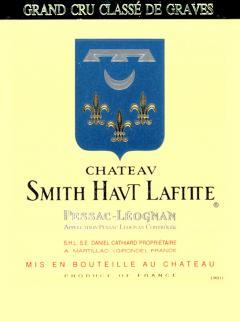 Château Smith Haut Lafitte 2010 Caisse bois d'origine de 6 bouteilles (6x75cl)
