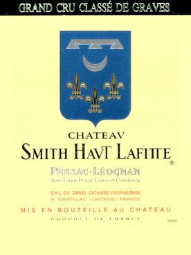Château Smith Haut Lafitte 2010 Caisse bois d'origine de 12 bouteilles (12x75cl)