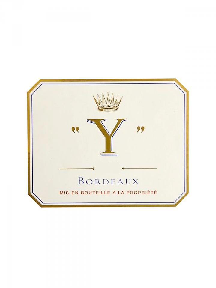 Y d'Yquem 2014 Caisse bois d'origine de 6 bouteilles (6x75cl)