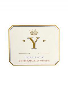Y d'Yquem 2015 Caisse bois d'origine de 6 bouteilles (6x75cl)