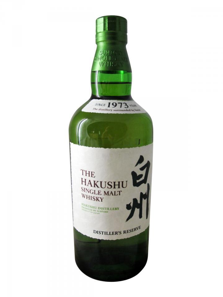Whisky Distiller's reserve Hakushu Non millésimé Bouteille (70cl)