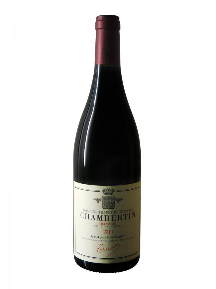 Chambertin Grand Cru Domaine Trapet Père & Fils 2013 Bouteille (75cl)