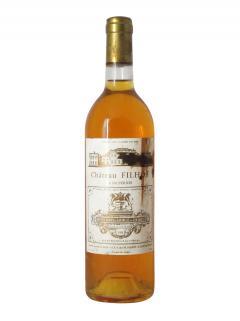 Château Filhot 1988 Bouteille (75cl)