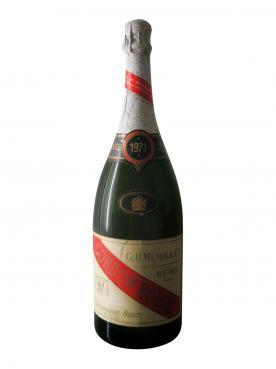 Champagne Mumm Cordon Rouge Brut 1971 Magnum (150cl)