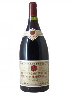Nuits-Saint-Georges 1er Cru Clos de la Maréchale Domaine Faiveley 1989 Magnum (150cl)