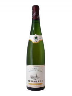Gewürztraminer Vendanges Tardives Trimbach 1998 Bouteille (75cl)