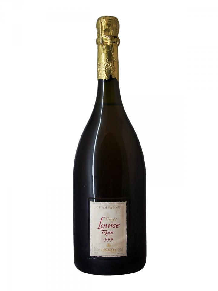 Champagne Pommery Cuvée Louise Rosé Brut 1999 Bouteille (75cl)