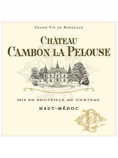 Château Cambon La Pelouse 2018 Bouteille (75cl)