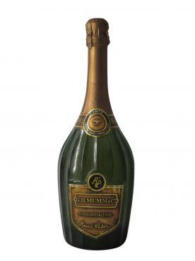 Champagne Mumm René Lalou Brut 1975 Bouteille (75cl)