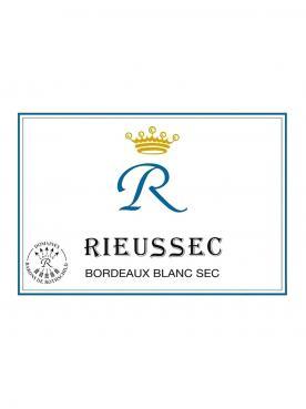 R de Rieussec 2015 6 bouteilles (6x75cl)