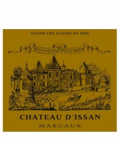 Château d'Issan 2011 Caisse bois d'origine de 6 bouteilles (6x75cl)
