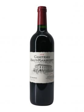 Château Haut-Marbuzet 2018 Bouteille (75cl)