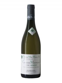 Chassagne-Montrachet 1er Cru Morgeot Domaine Marc Morey & Fils 2017 Bouteille (75cl)