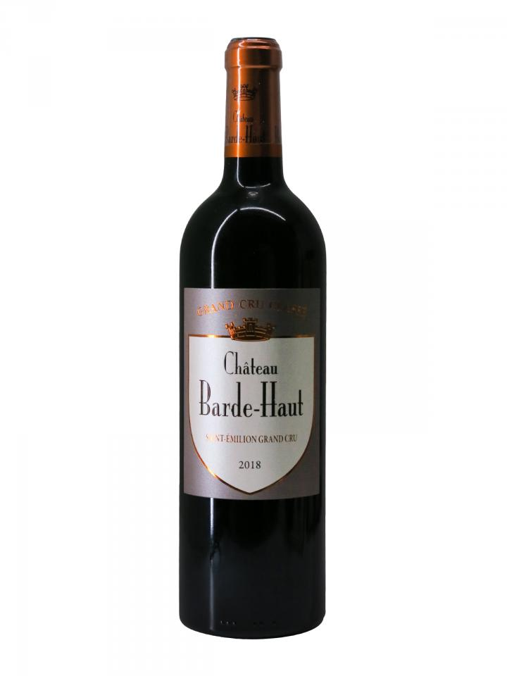 Château Barde-Haut 2018 Bouteille (75cl)