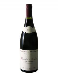 Clos-de-la-Roche Grand Cru Domaine Pierre Amiot & Fils 2014 Bouteille (75cl)